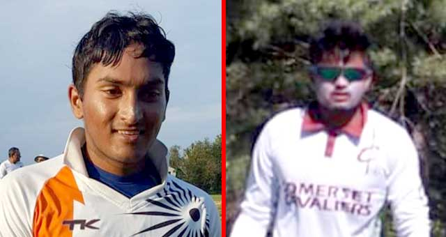 Raj-Bhavsar and Savan Patel, Cavaliers vs Cricmax
