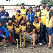 Warriors Lifts NPL T20 Championship