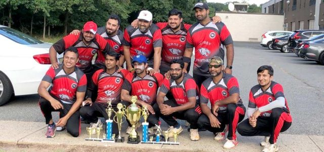New Jersey Panthers Captures T20 Title, Hyron Shallow Misses Double Ton