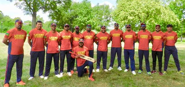 Galaxy Through To Maiden EACA 40 Overs Div. One Final