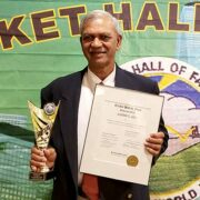 Ashmul Ali: A USA Cricket Hall Of Fame Inductee