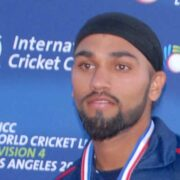 Jasdeep Singh Excited To Represent Amazon Warriors At CPL
