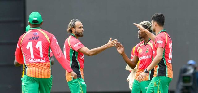 Desperate Time For Guyana Amazon Warriors In CPL T20 Tourney