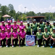 The U.S.A. Cricket Women's Regionals were celebrated with pomp, glamor, fun, and excitement