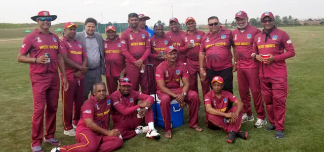 Amin Fifer And Dhaniram (46*) Lead West Indies To Championship